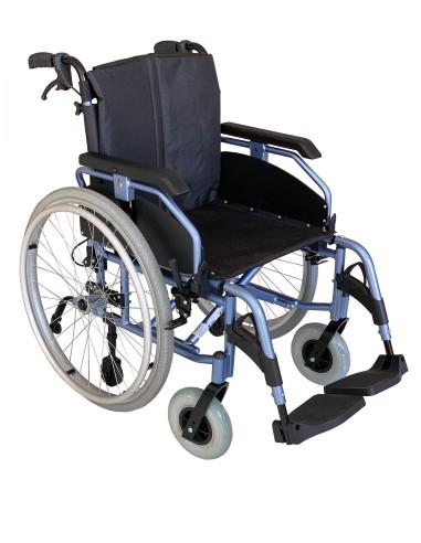 Wózek inwalidzki aluminiowy BIRDIE