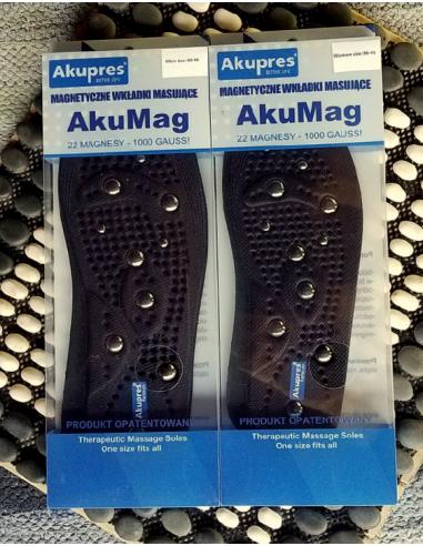 Wkładki Akupres AkuMag Classic