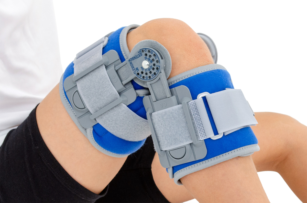 AM‑KD‑DAM_1R orteza kolana dla dziecka