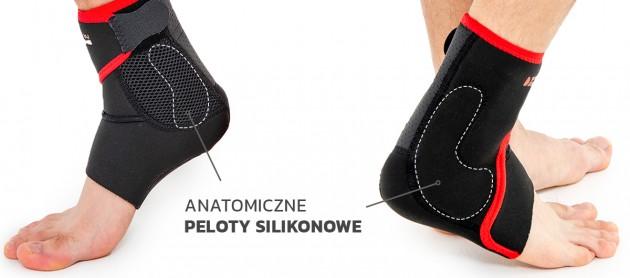AM-OSS-08 anatomiczne peloty silikonowe
