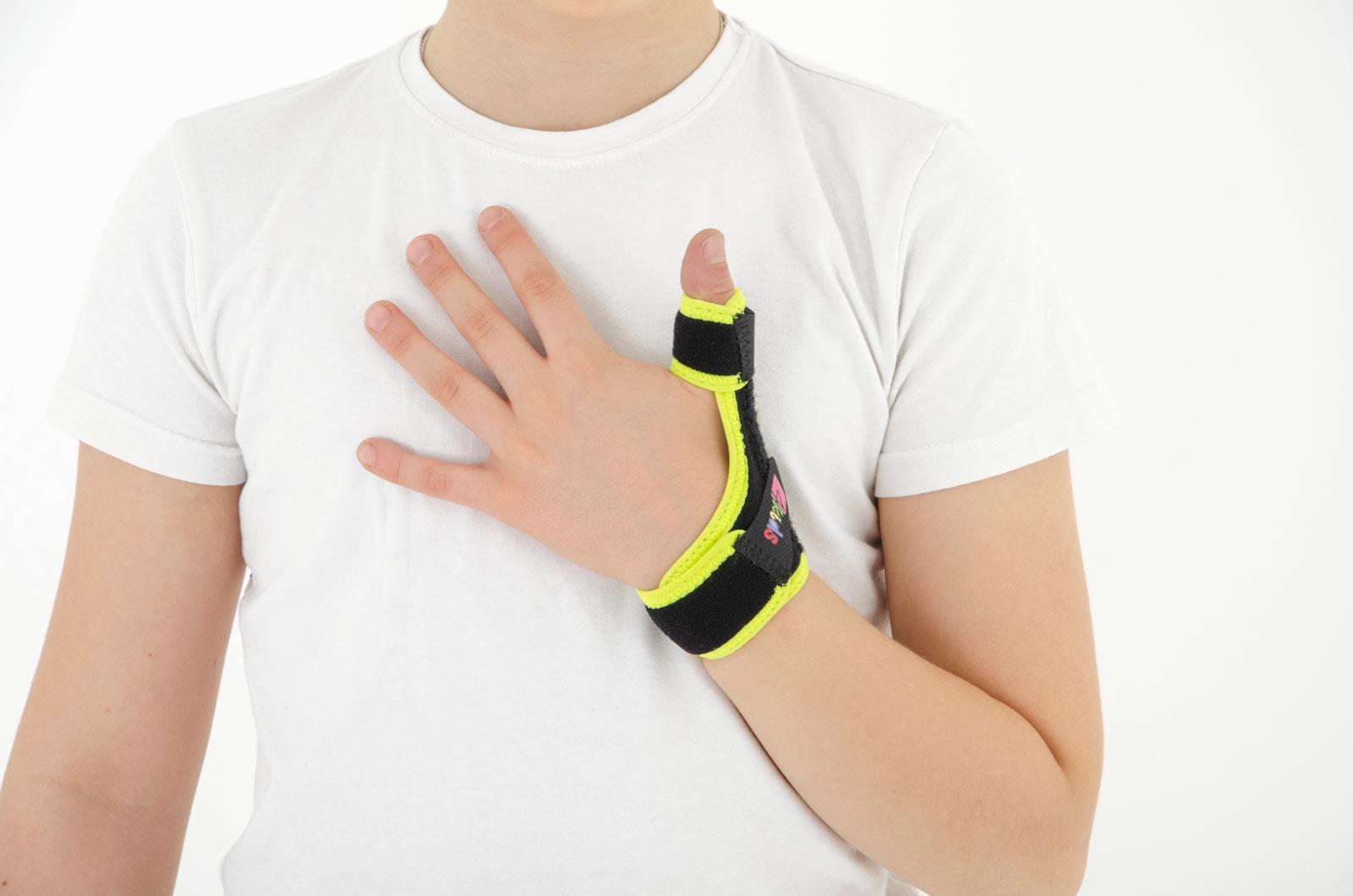 dziecięca orteza na kciuk FIX-KG-15