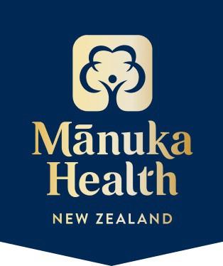 Manuka Health New Zealand Limited